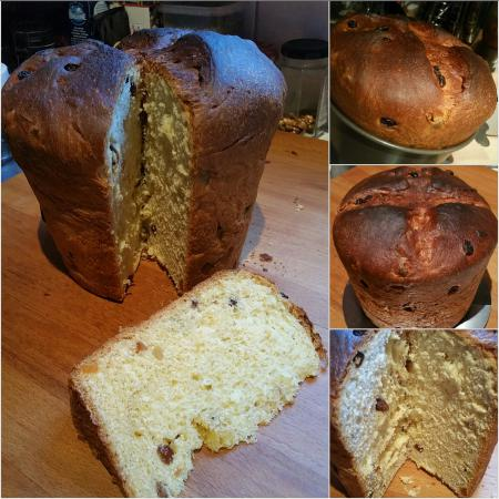 Panettone recette traditionnelle