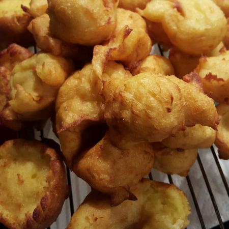 Mes pommes dauphines