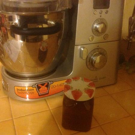 confiture kenwood cooking chef