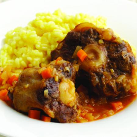 Osso Buco Alla Milanese | Cooking Chef de KENWOOD - Espace recettes